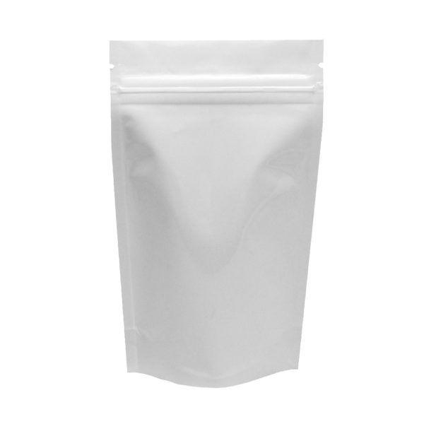 Quarter Ounce Barrier Bags Clear/White