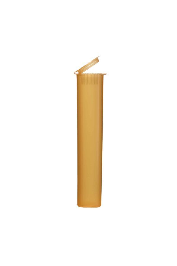 116mm Opaque Child Resistant Pre Roll, Gold