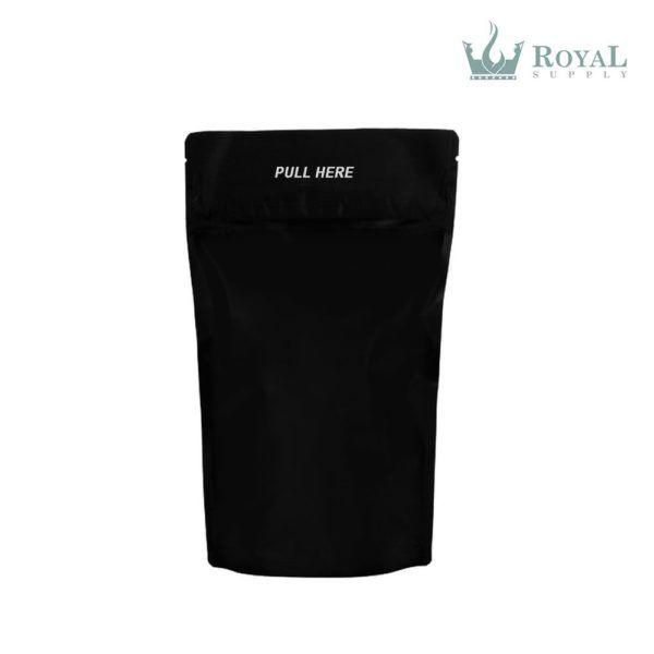 1/2 oz Grip N Pull Child Resistant Bag Black