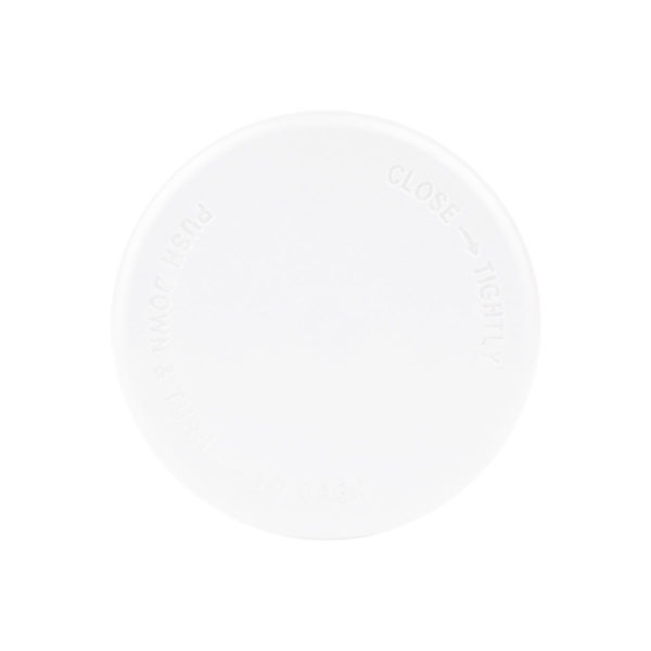 V2 UNIVERSAL FLUSH LID - WHITE