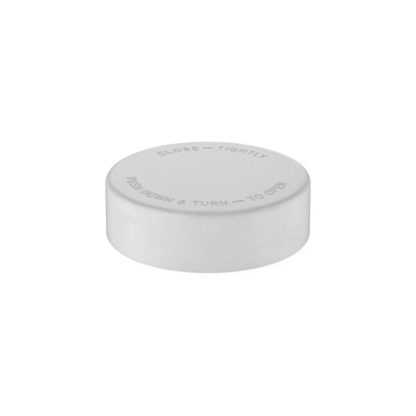 Universal Flush Lid for Flower Containers White