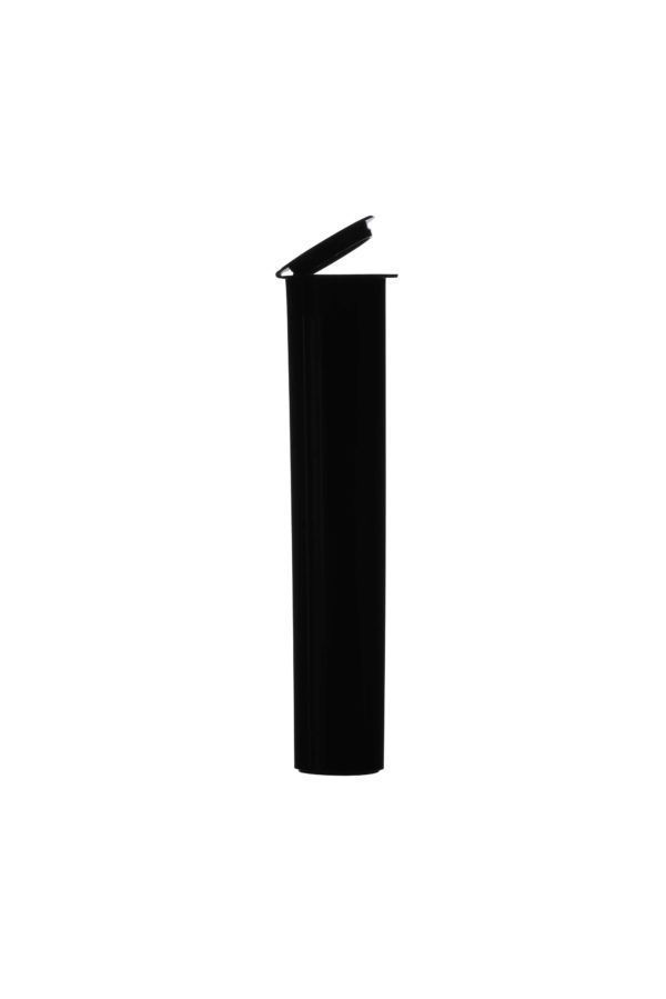 95 Mm Opaque Child Resistant Pre Roll, Black