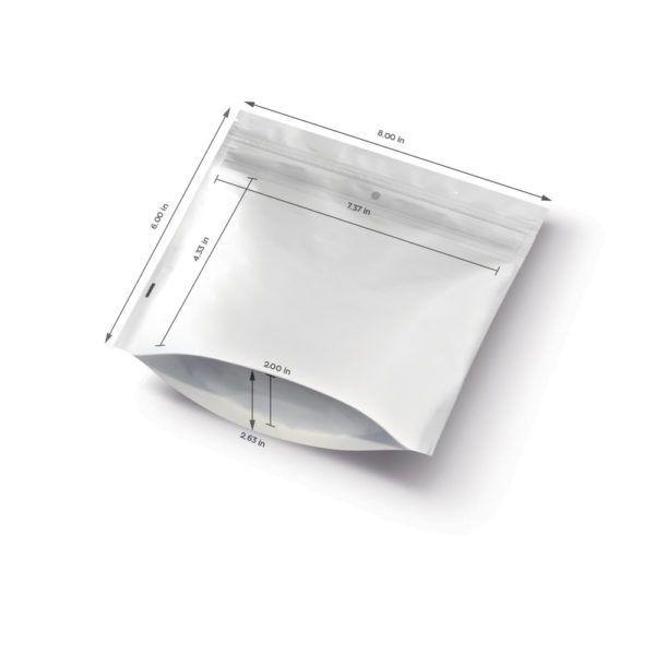 Child Resistant Dymapak Exit Bag Medium, black