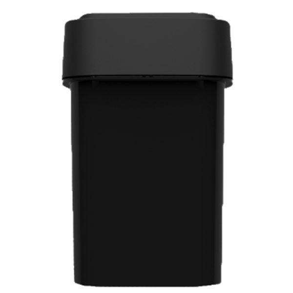 15 – 145 Dram Calyx Containers Black