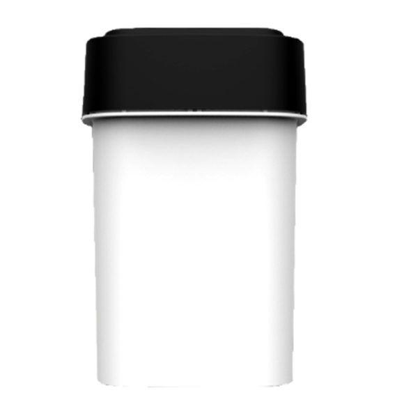 15 – 145 Dram Calyx Containers White