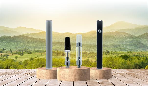 Vaporizer Cartridges and Vape Batteries