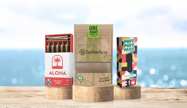 Custom Vape Packaing and Custom Cannabis Packaging