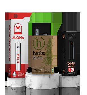 Vape Battery Packaging