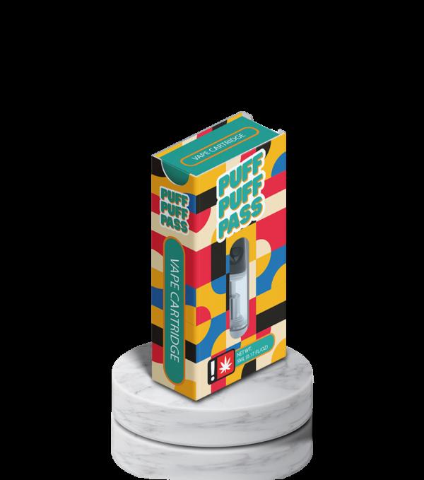 Vape Cartridges Box